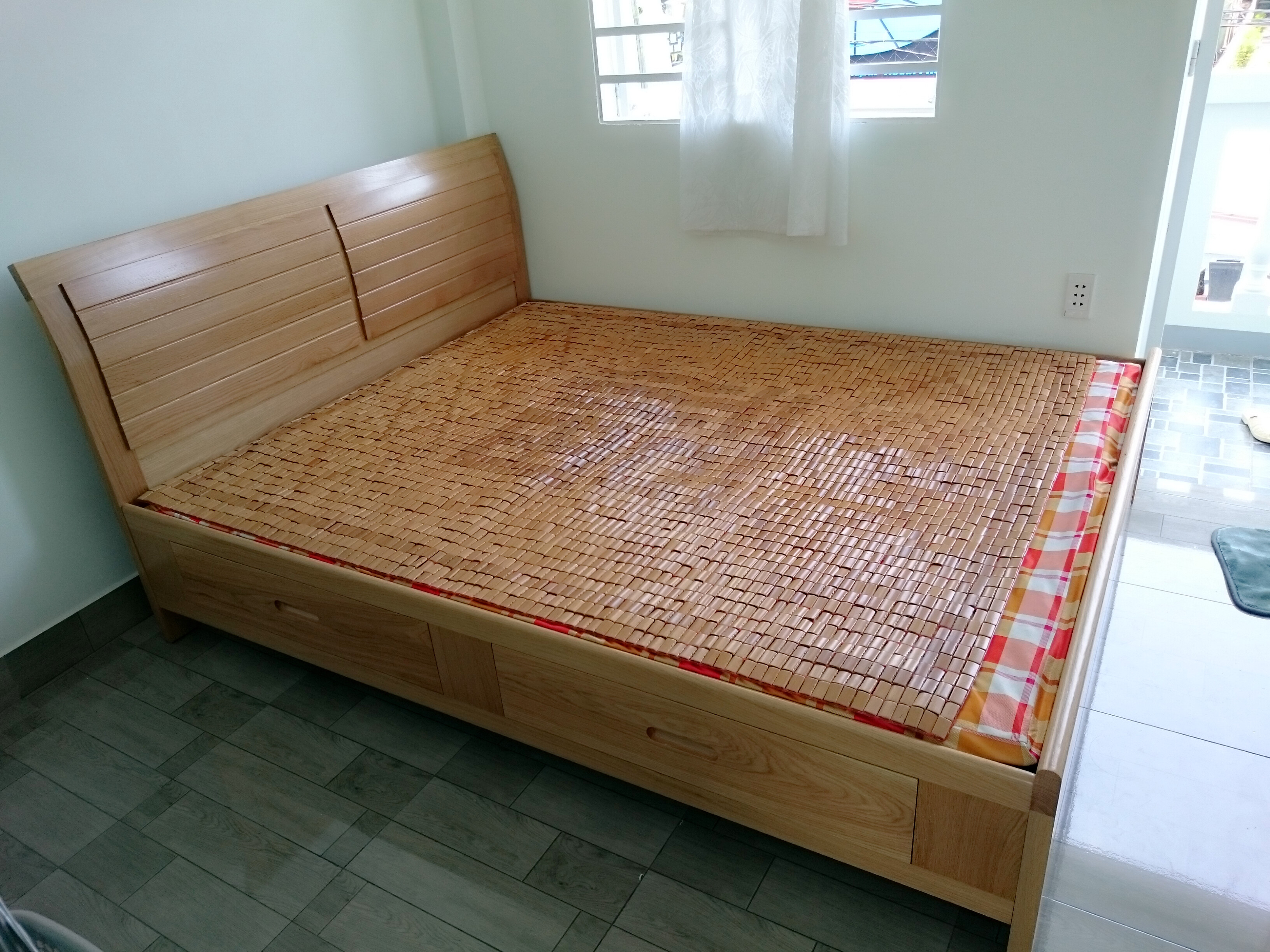 Giường Hộc Kéo 1.8*2m